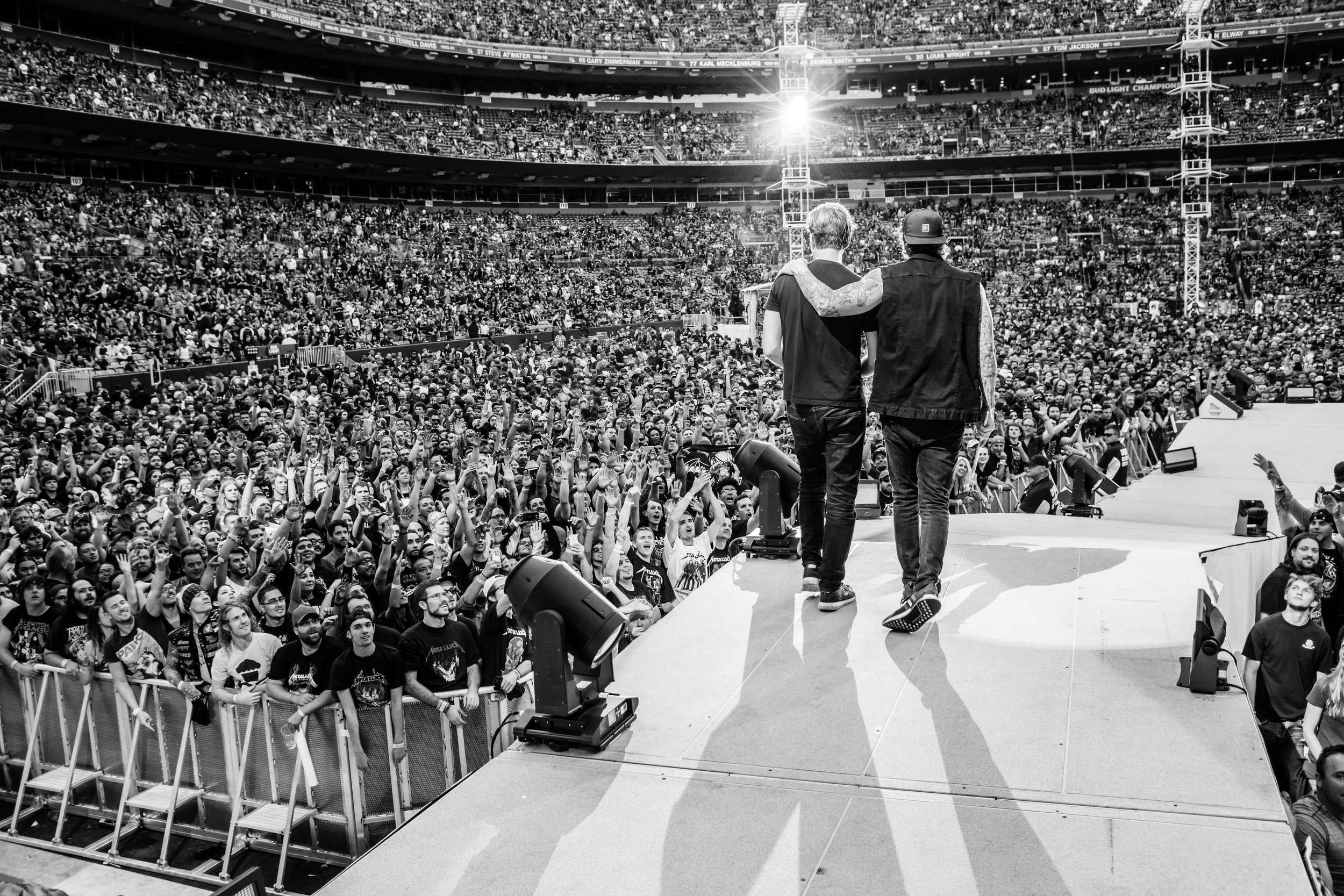 METALLICA'S #WORLDWIRED TOUR WITH AVENGED SEVENFOLD