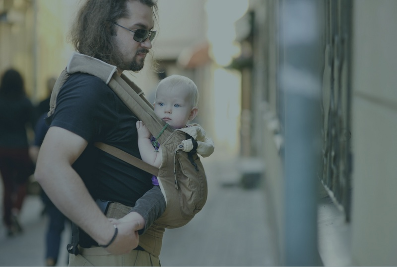 father babywearing infant care knoxville doulas.jpeg