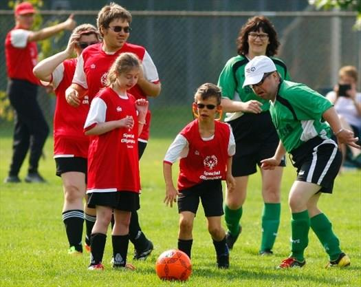 Our New Soccer program starts Thursday, May 9. It will be at Arthur Peachy School  Fields #1 & #2.