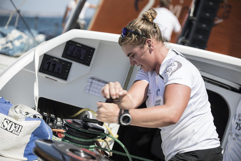 Image : Jeremy Lecaudey/Volvo Ocean Race
