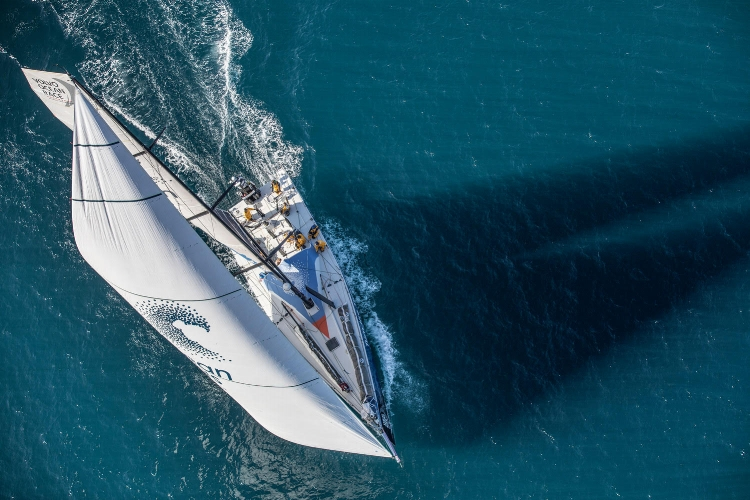 Image:Ainhoa Sanchez/Volvo Ocean Race