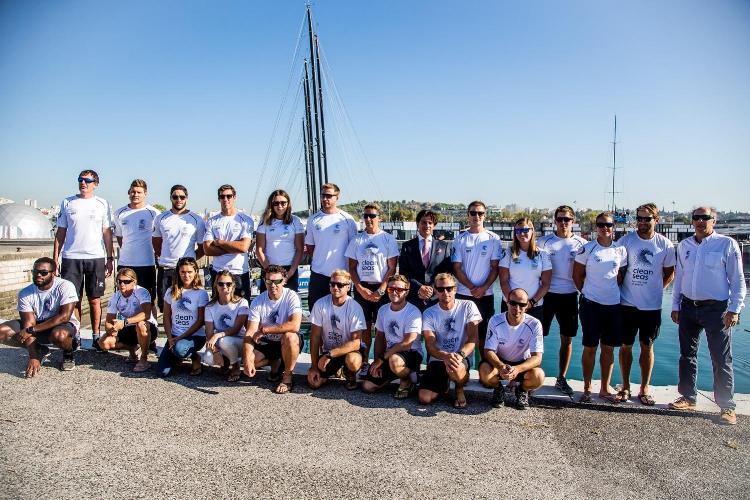 Jesus Renedo/Volvo Ocean Race