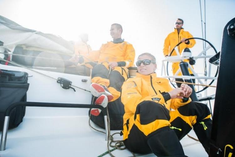 Jen Edney/ Volvo Ocean Race