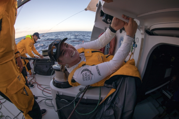 Image Credit: Sam Greenfield/Volvo Ocean Race