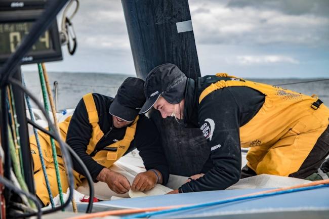 Image Credit: Volvo Ocean Race / Jeremie Lecaudey