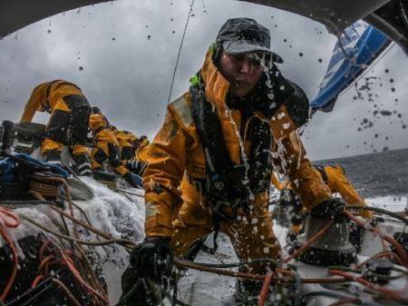 Photos by: Jen Edney / Volvo Ocean Race