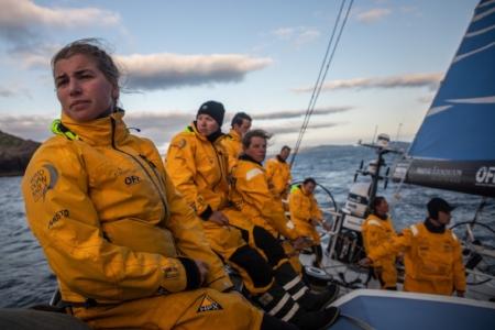 Photo by: Jen Edney / Volvo Ocean Race
