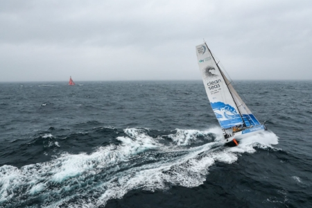 Photos by: Ainhoa Sánchez / Volvo Ocean Race