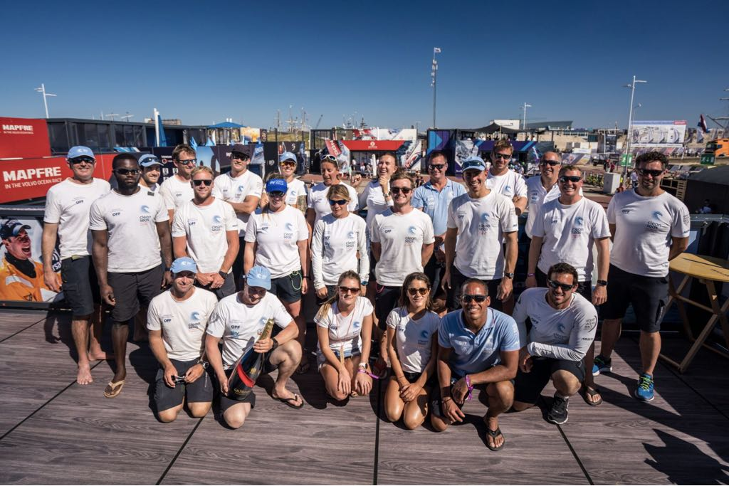 Team Turn The Tide On Plastic Bianca Cook