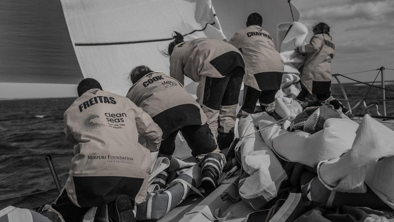 Volvo Ocean Race Bianca Cook