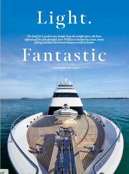 LANAKAI  - BOAT International US editionAugust 2019Ivor Wilkins
