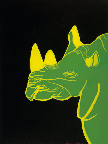 Green Rhino has been in Conde Nast, The World of Interiors (2019 of May)