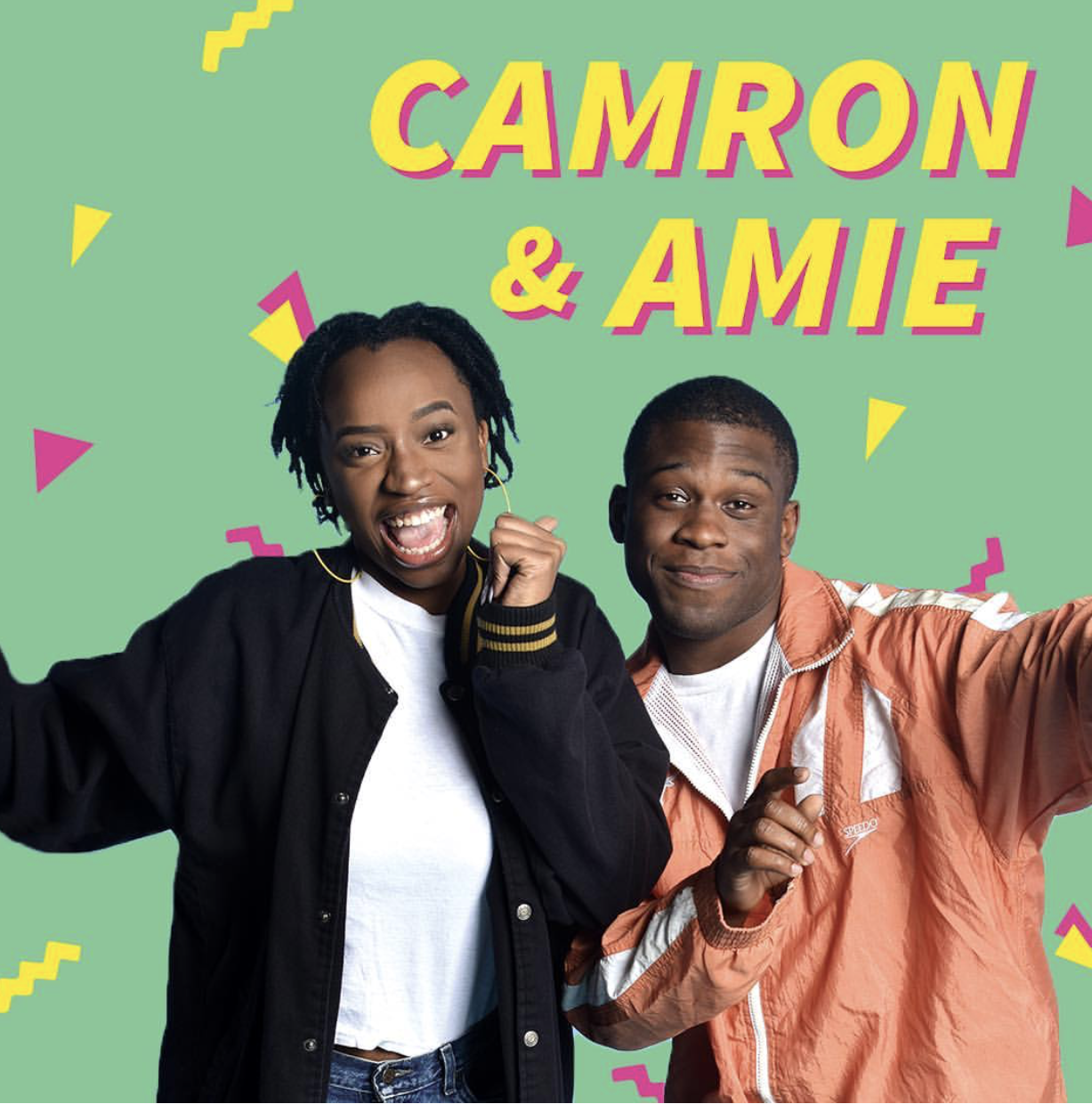 Camron Goodman and Amie Jean, 2019-2020 Executive Alliance