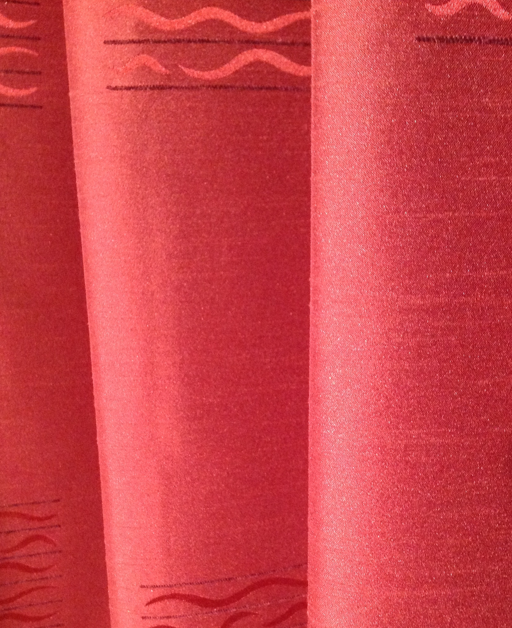 Lined Eyelet Curtain 213cm Drop