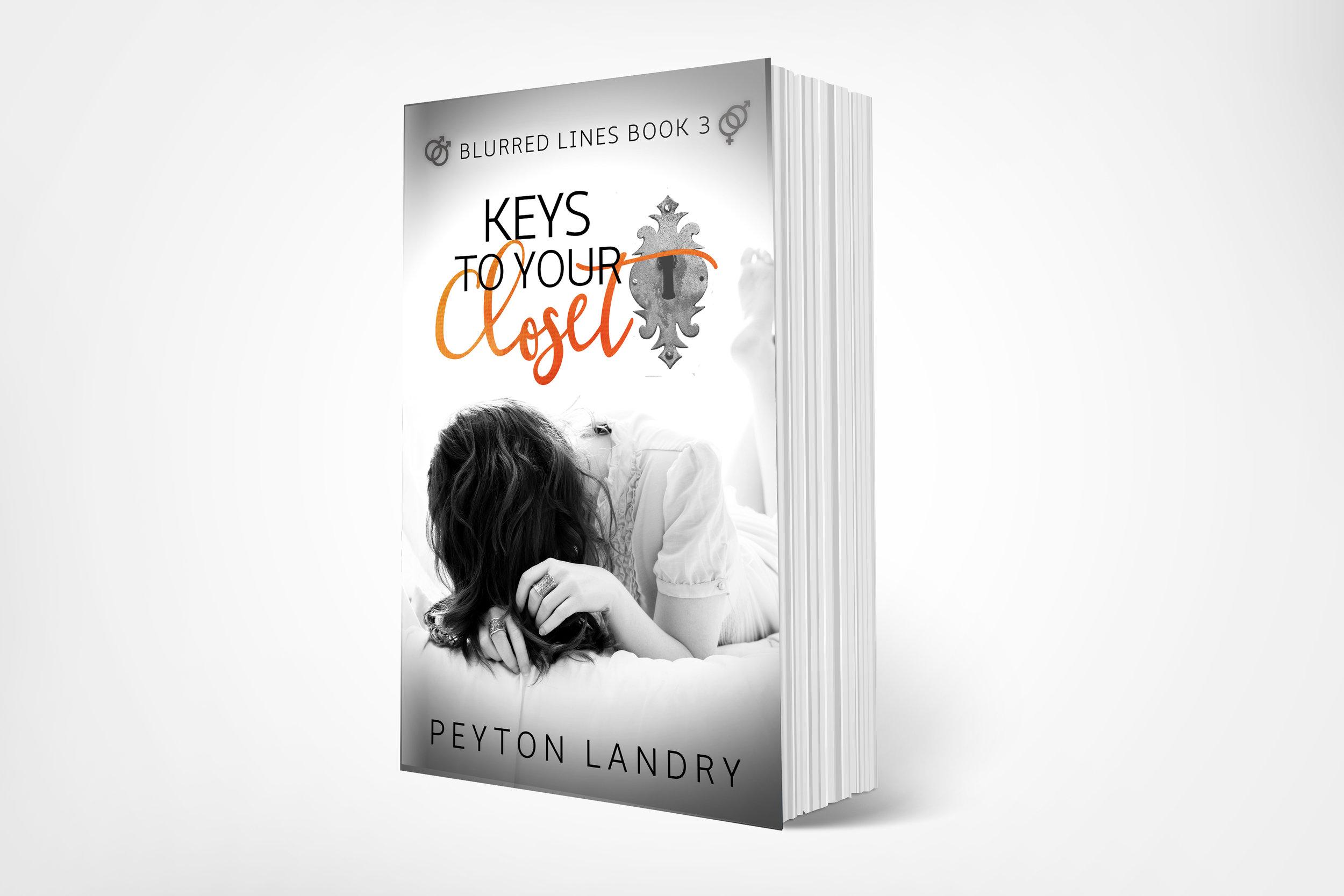 Keys To Your Closet Book Cover