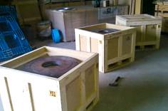 Bridgestone Crates