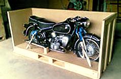 Motorcycle Packaging