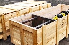 Heavy Equipment Packaging