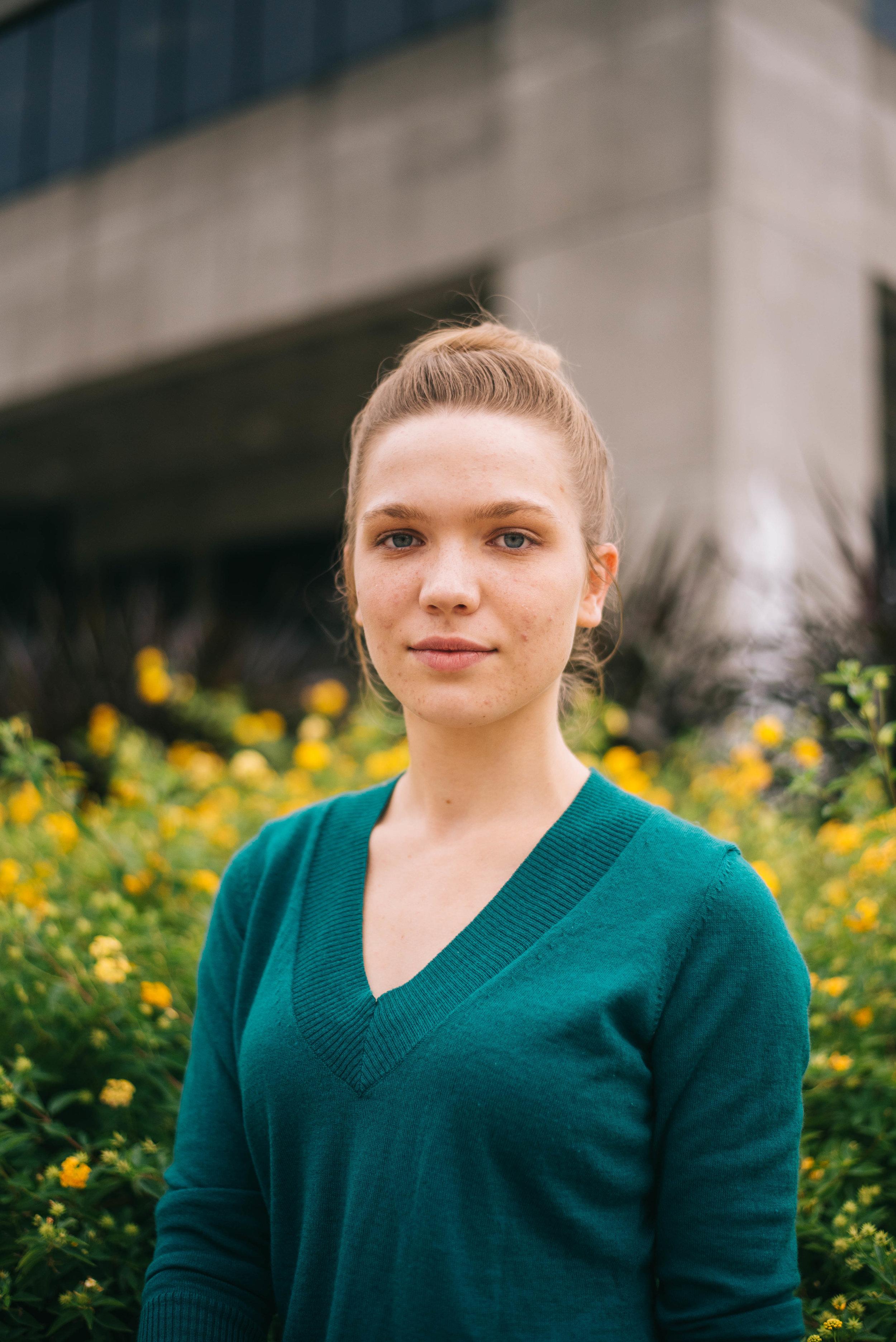 Madison Pullins    Writer, Dancer