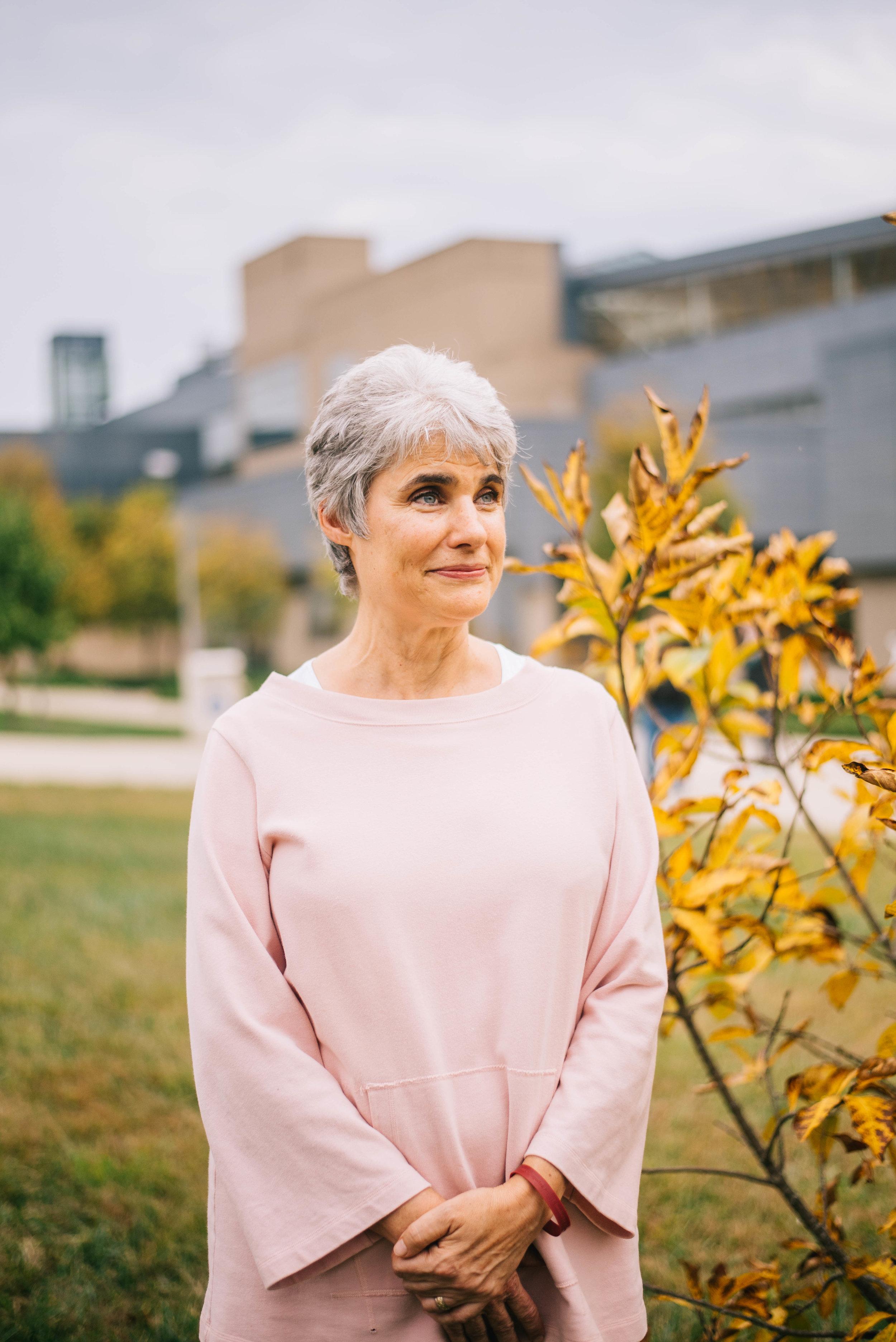 Joan Ferrante    Executive Producer, Writer and Arts Integration Director