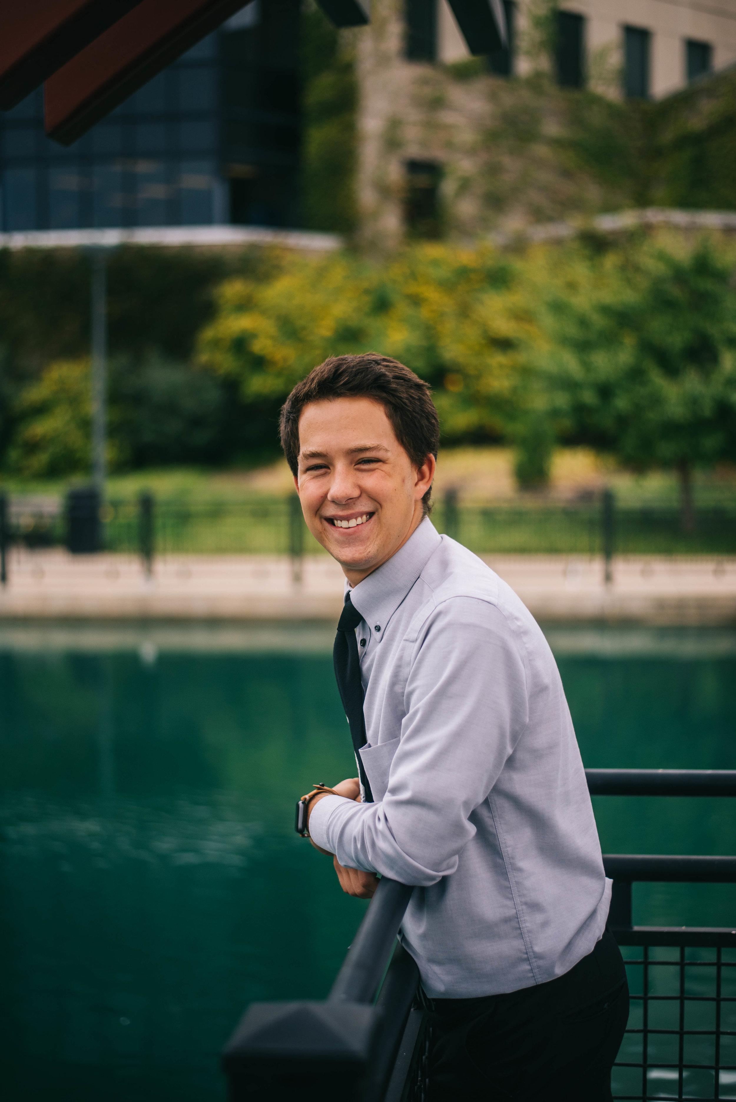 Reid Wassmer   Project Coordinator, Producer, Web Designer