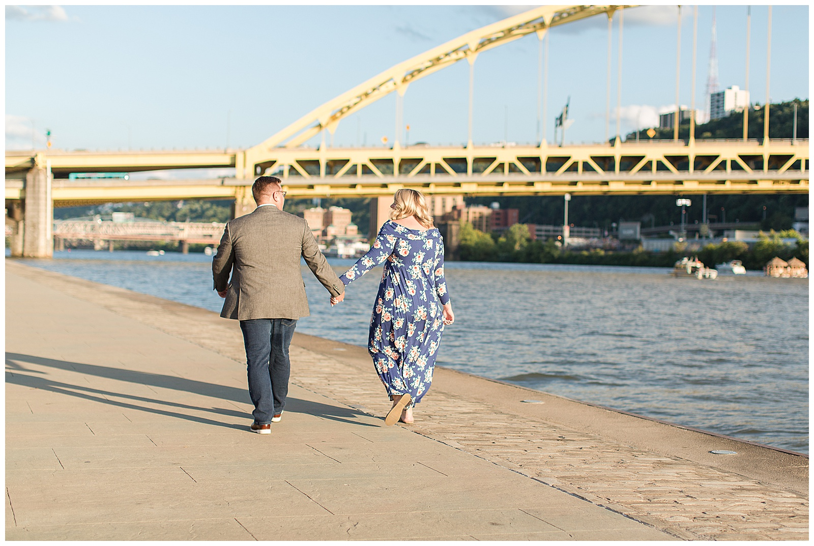 Point State Park North Shore Pittsburgh Engagement Photos_0163.jpg