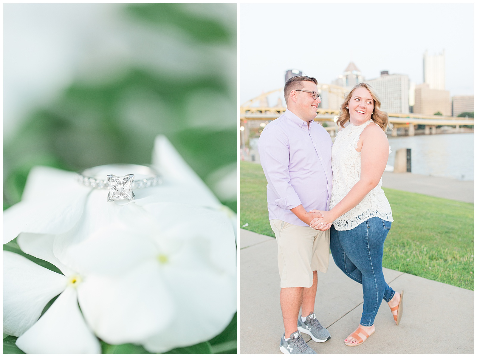 Point State Park North Shore Pittsburgh Engagement Photos_0186.jpg