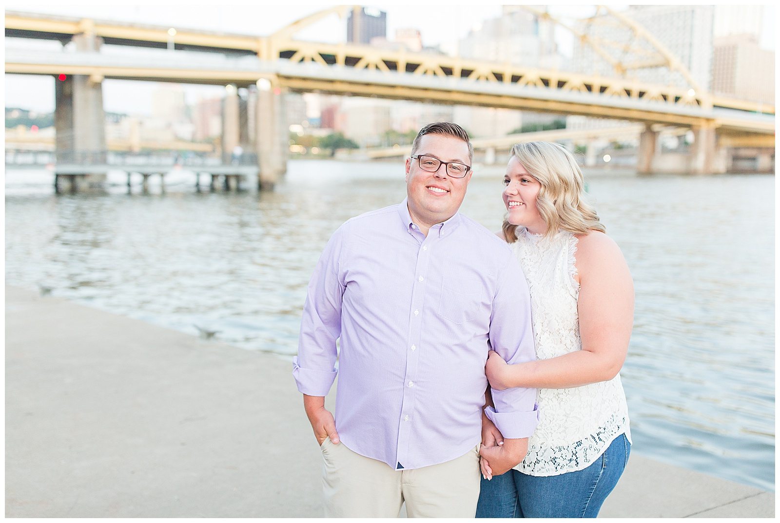 Point State Park North Shore Pittsburgh Engagement Photos_0191.jpg
