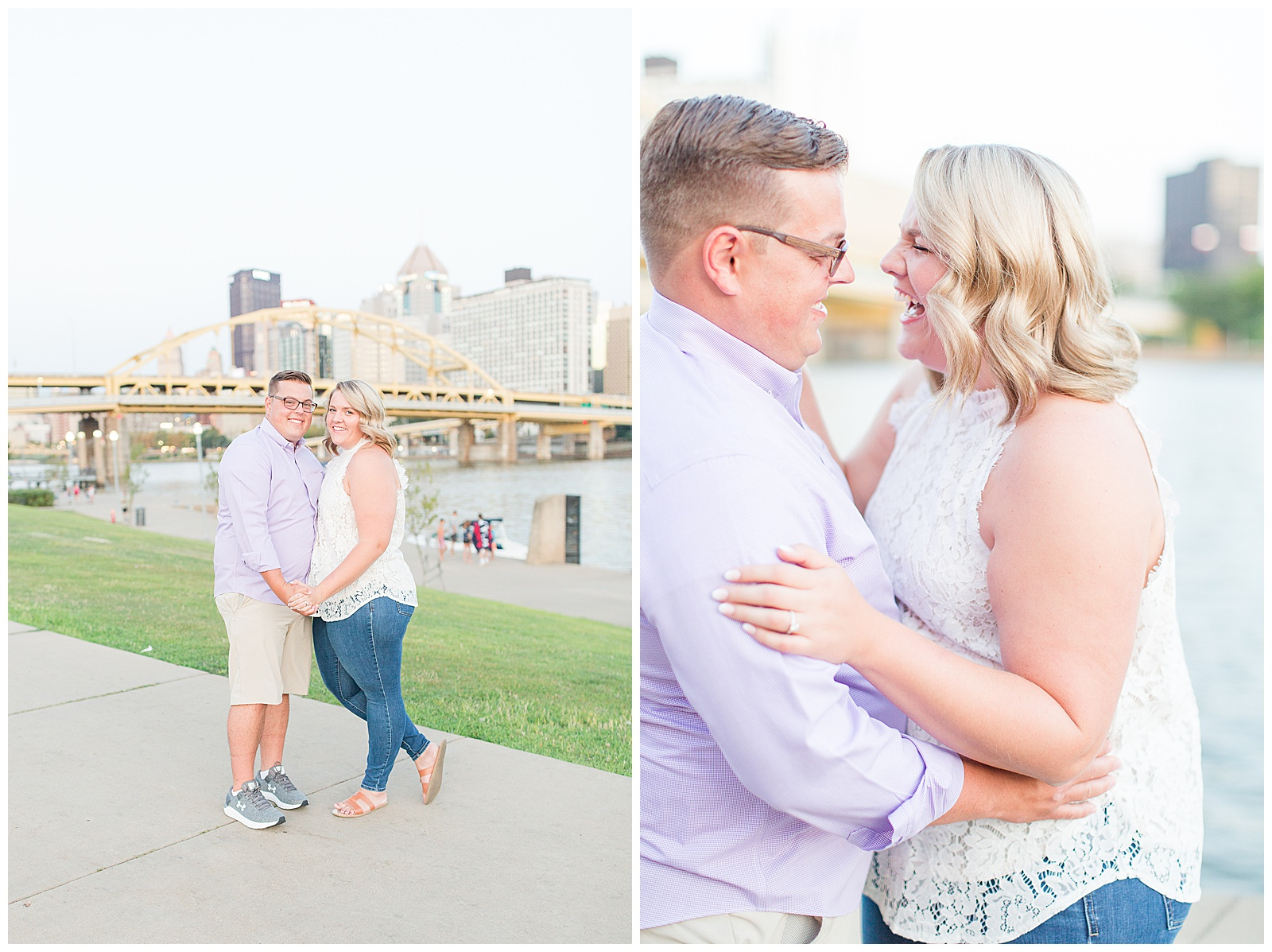 Point State Park North Shore Pittsburgh Engagement Photos_0192.jpg