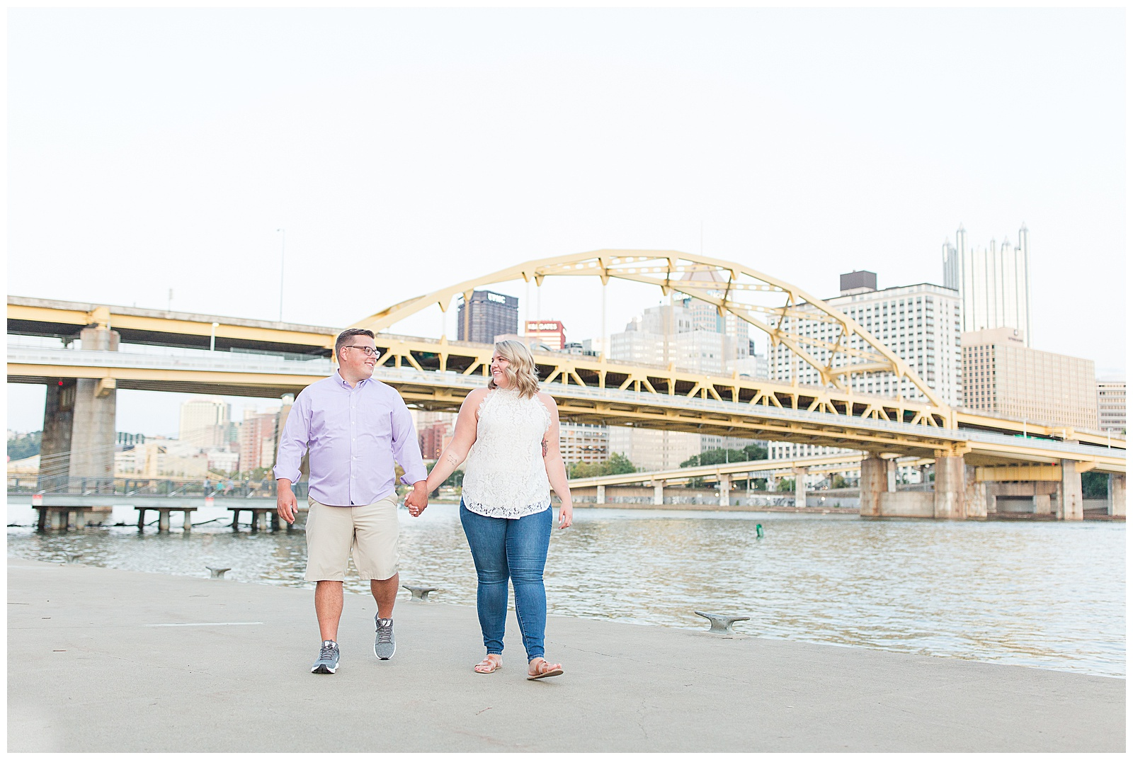 Point State Park North Shore Pittsburgh Engagement Photos_0193.jpg