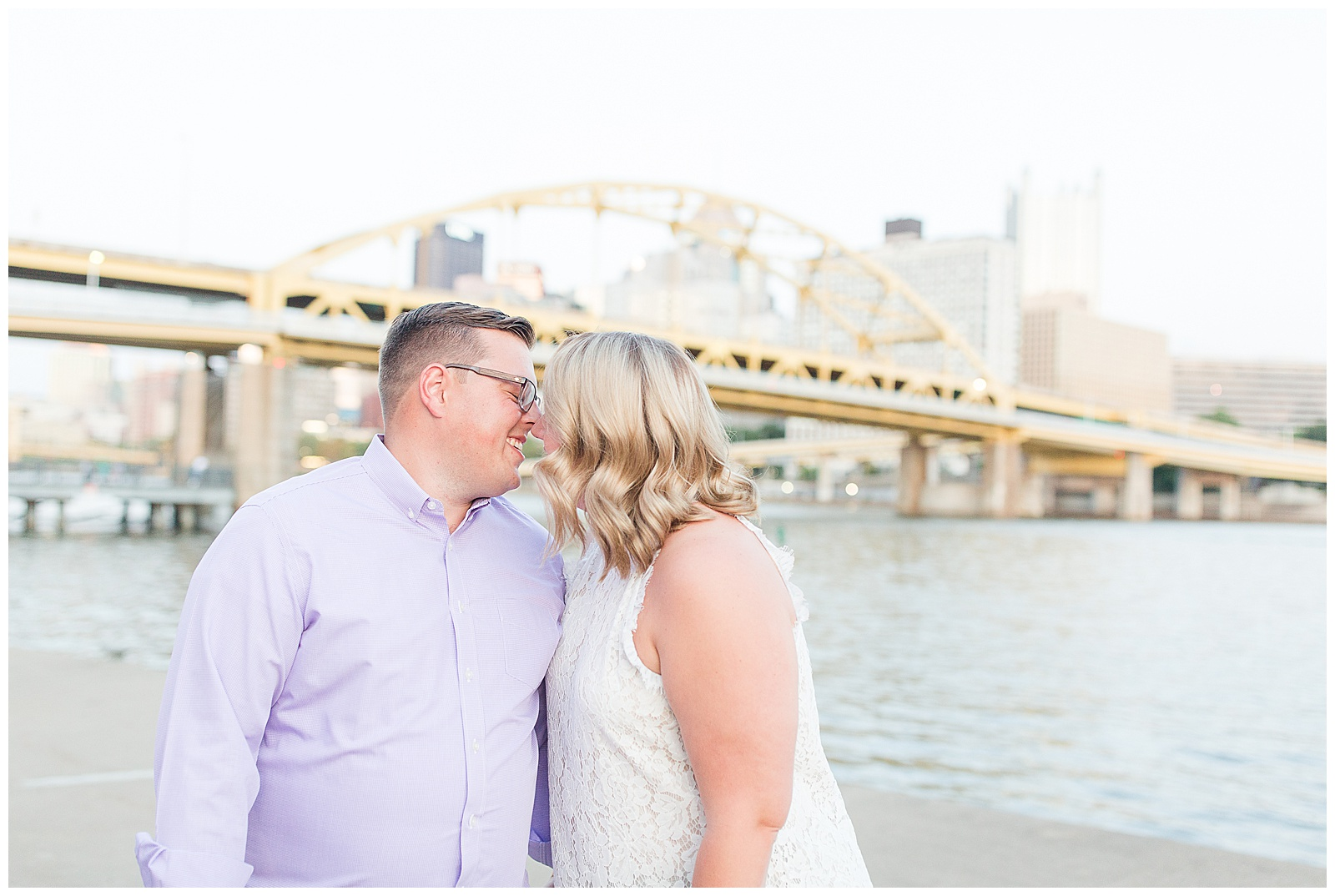 Point State Park North Shore Pittsburgh Engagement Photos_0194.jpg