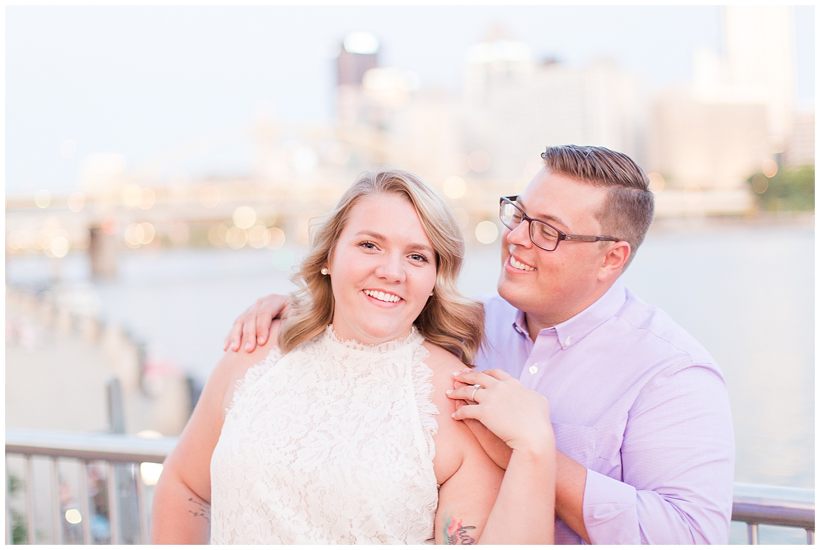 Point State Park North Shore Pittsburgh Engagement Photos_0204.jpg