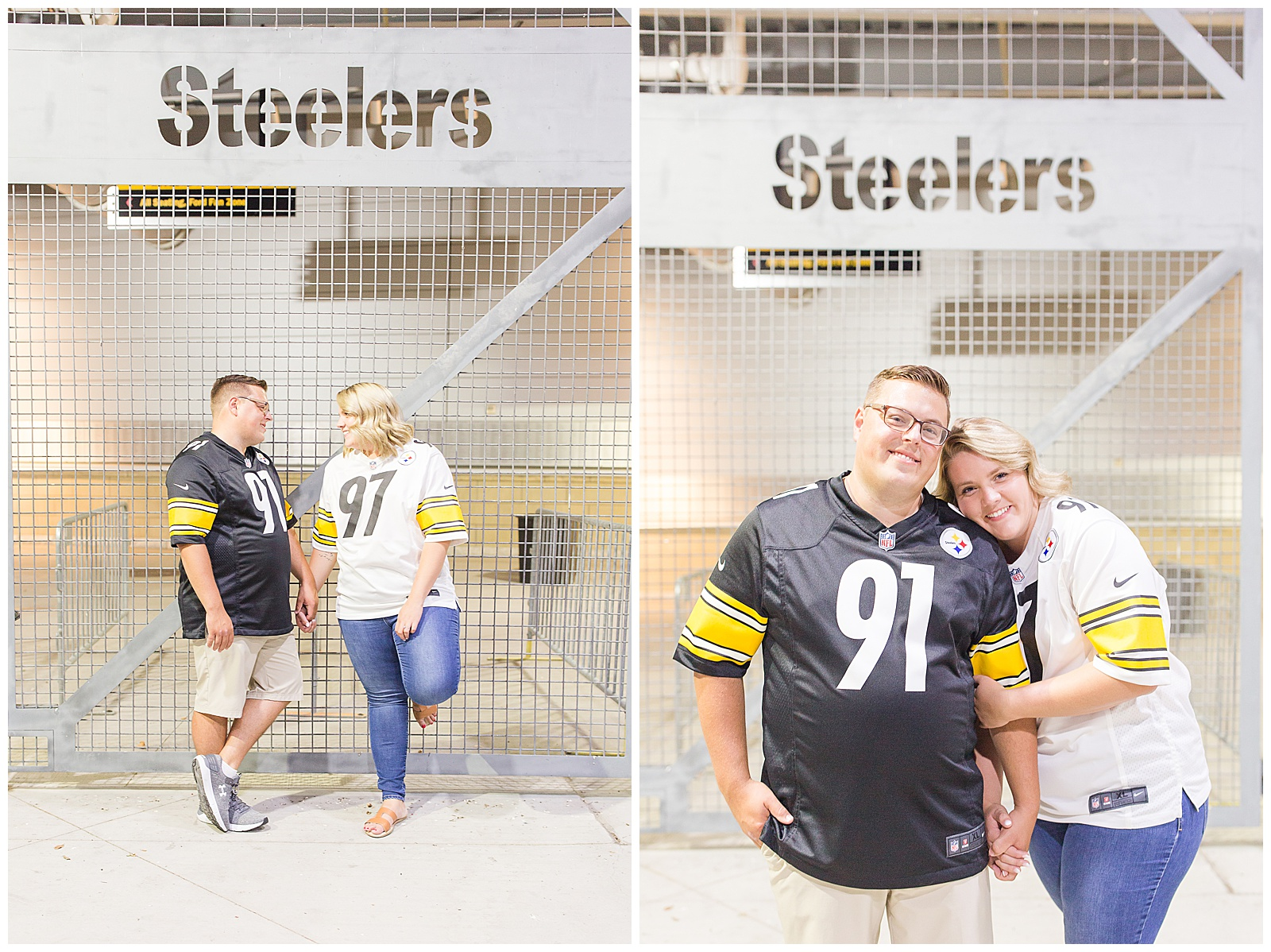 Point State Park North Shore Pittsburgh Engagement Photos_0208.jpg