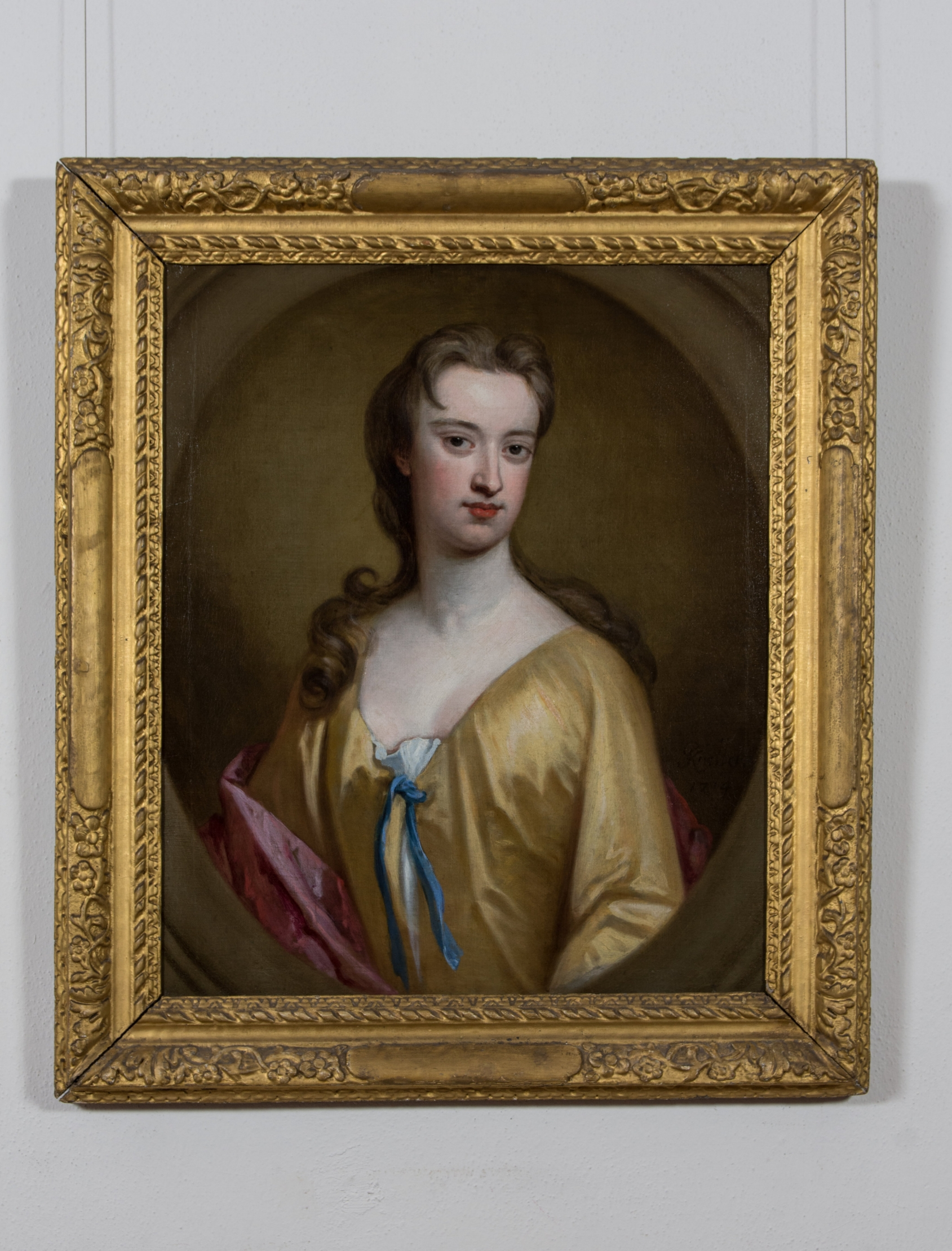 Portrait of The Duchess of Newcastle