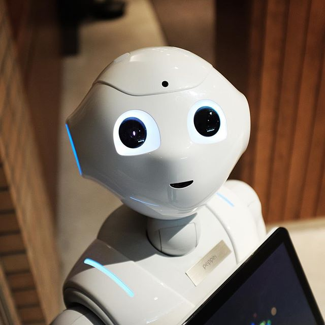 The robots are coming. Good or Bad? #technology #computer #robots #math #science #artificialintelligence #life #people #art #thelastrenaissance