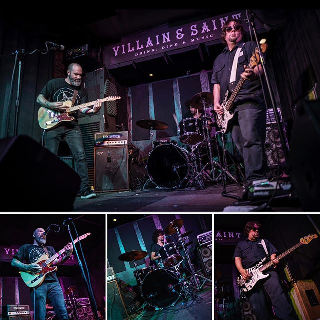 A couple of dope pics @roxplosion caught of the Robots in action @villainandsaint in June. We go into the studio this month and hope to have a new EP out for your consumption this fall. #roxplosion #villainandsaint #badrobotjones #dcrocks #intothestudio