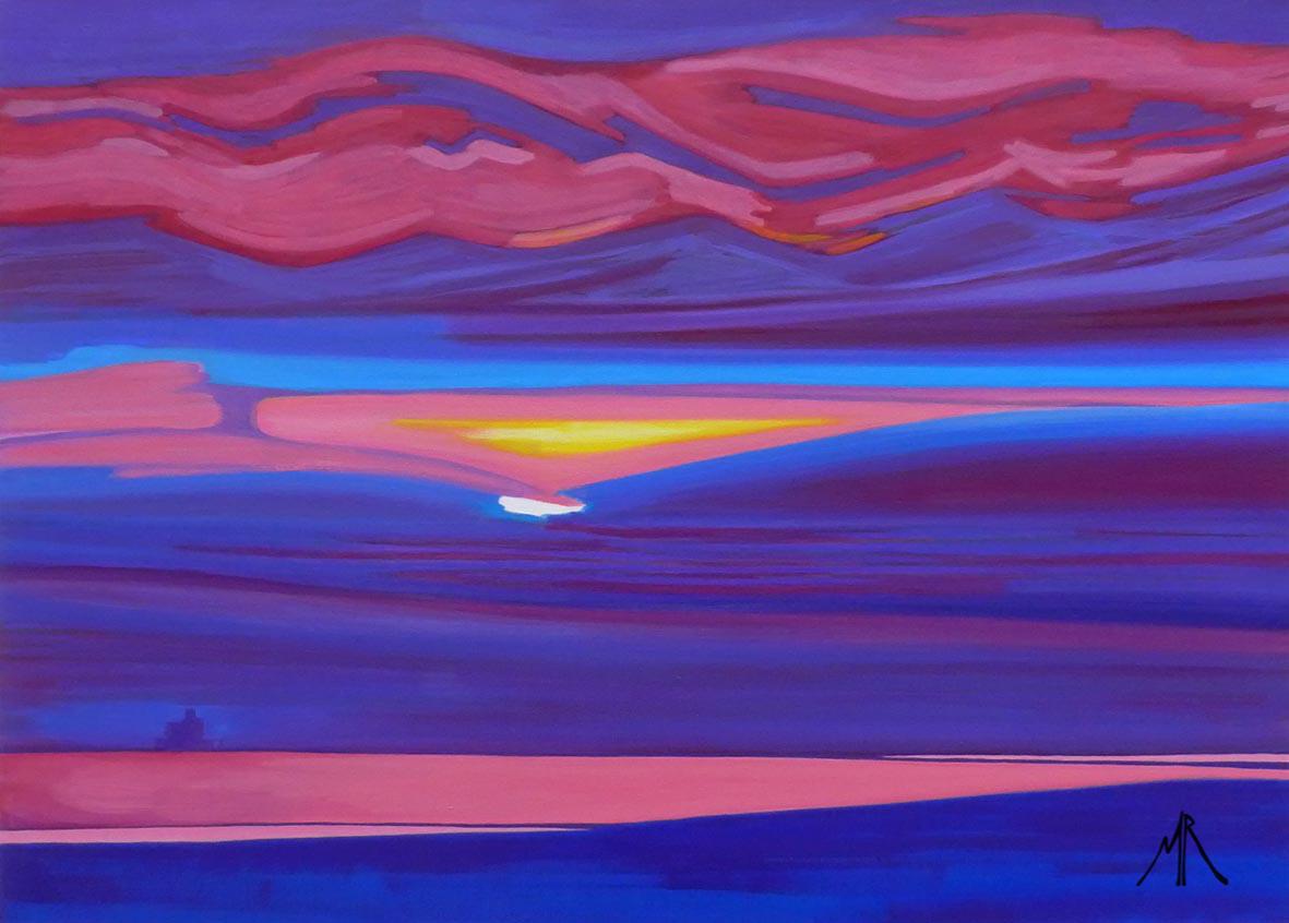 Elvis Lives - Haile Sands Fort at Sunrise, Cleethorpes_.jpg