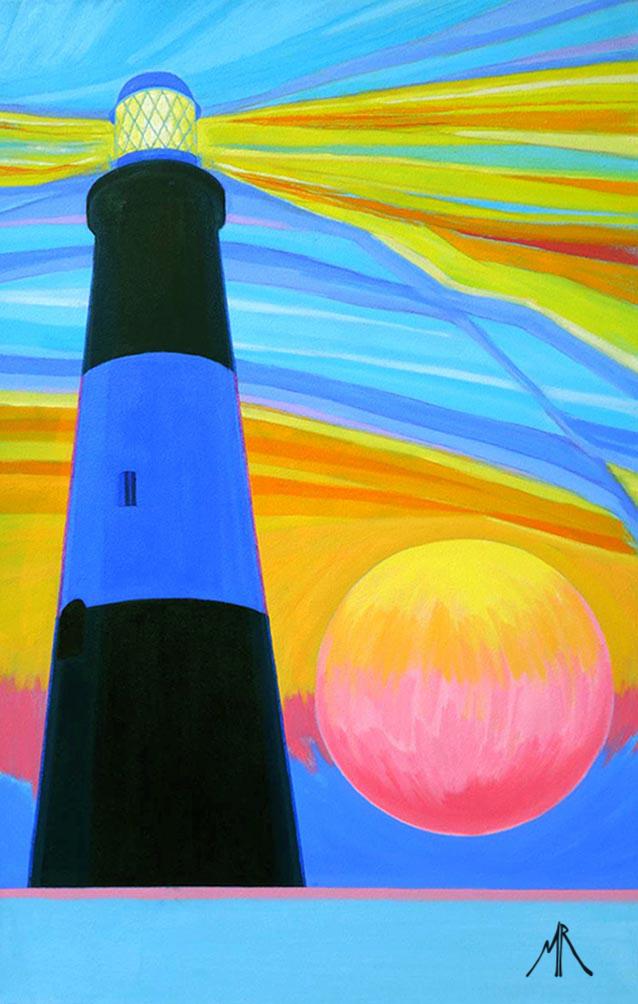 Spurn Point Ligththouse At Sunrise.jpg