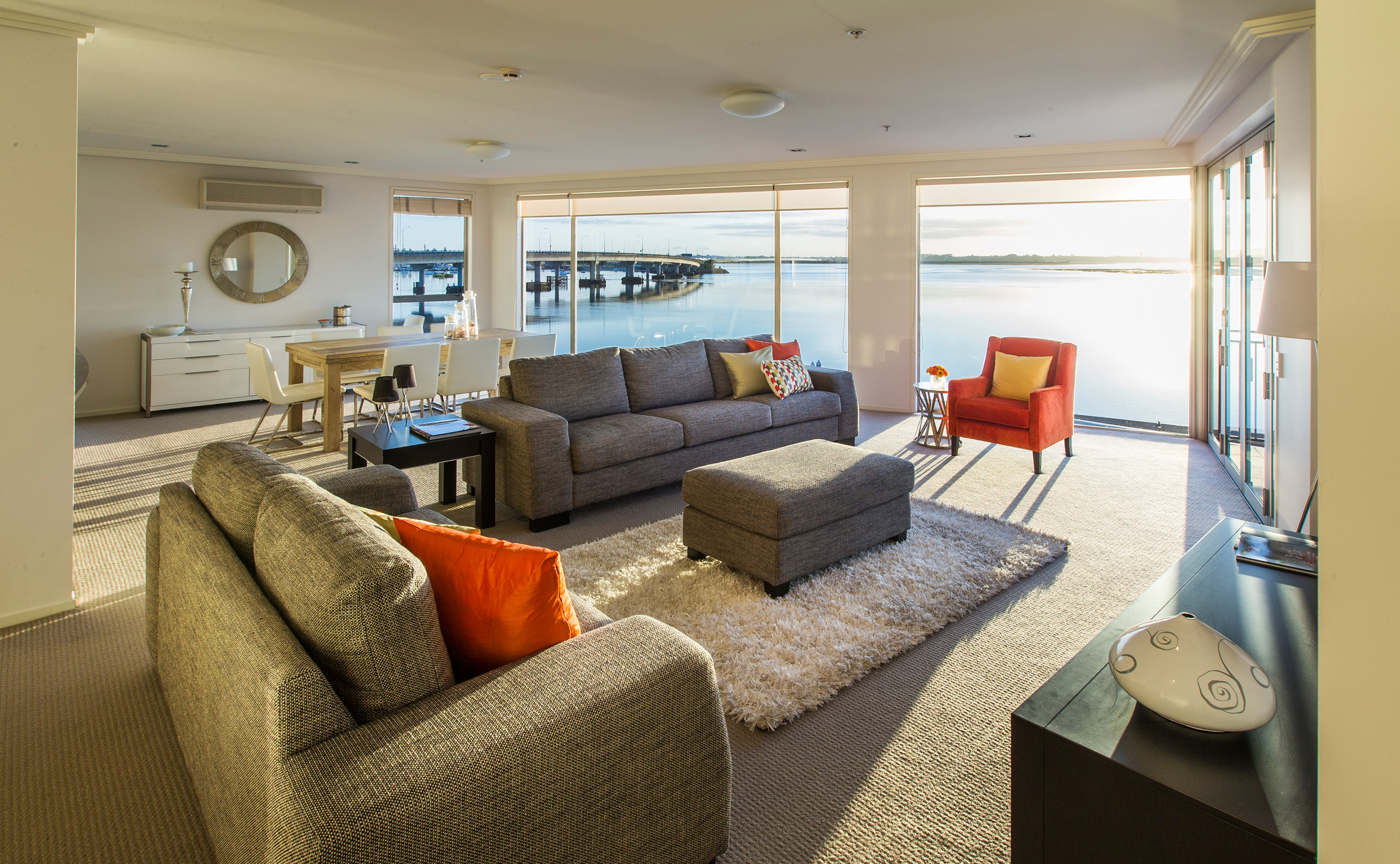 Trinity Wharf Tauranga Accommodation_Harbour View Three Bedroom Apartment011.jpg
