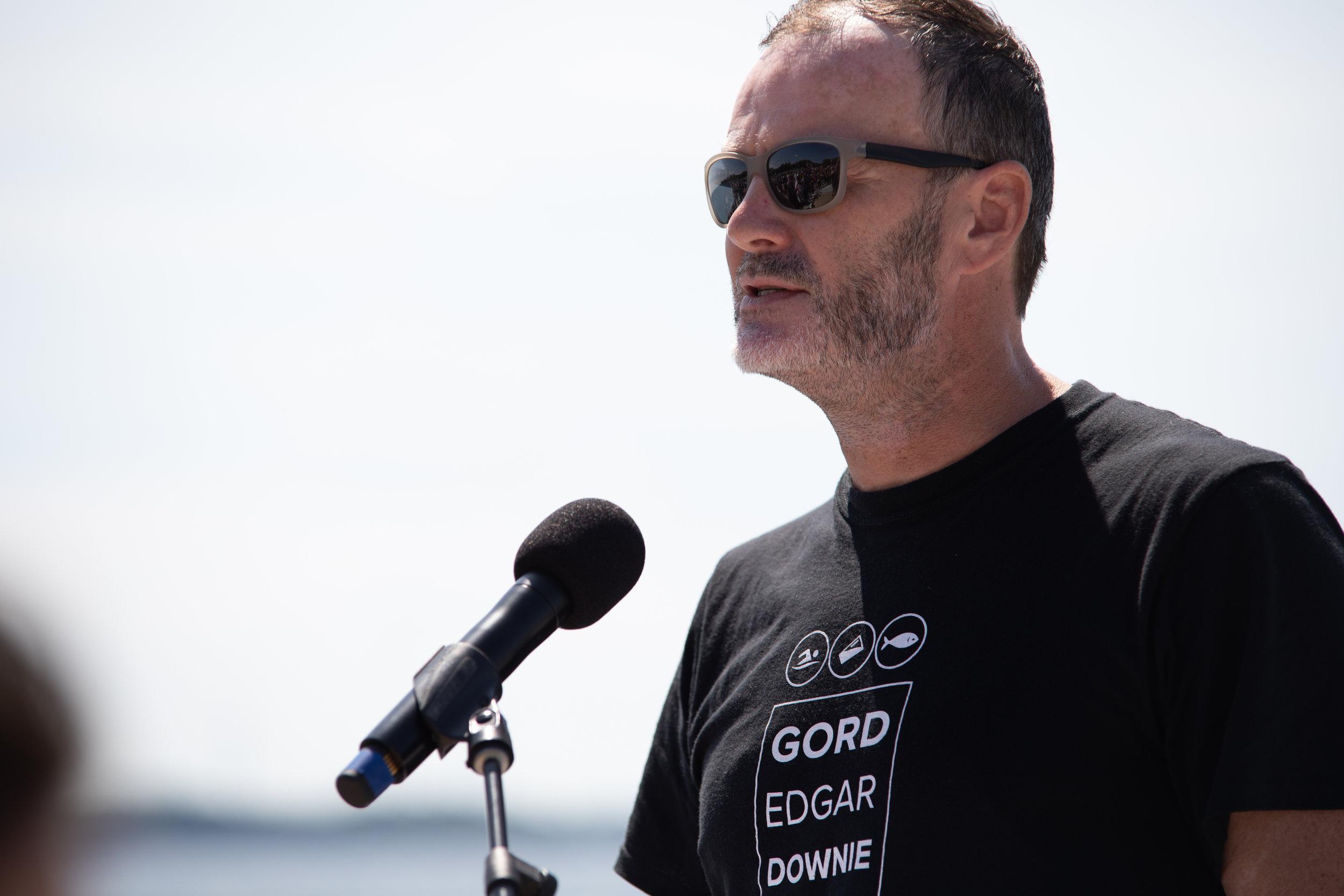 Gord Edgar Downie Pier - Mark Mattson