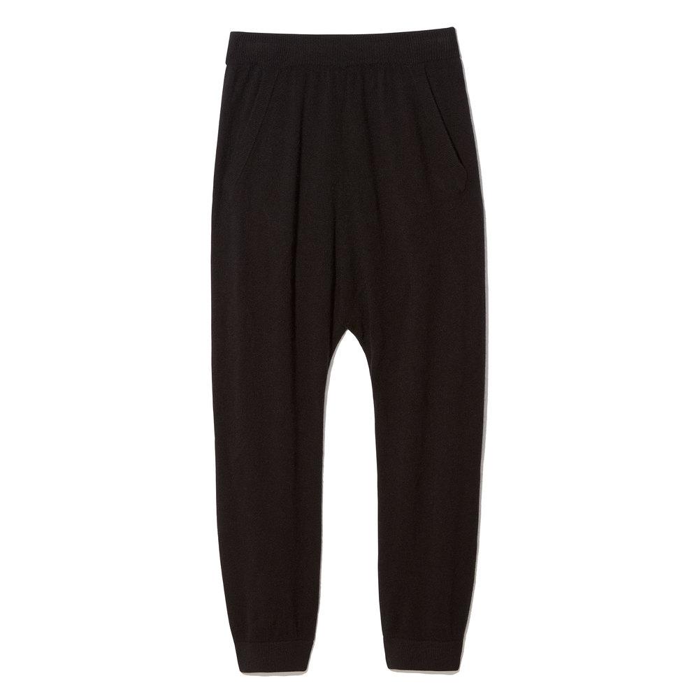 Cashmere, drop crotch, cropped. Enough said. - Nili Lotan