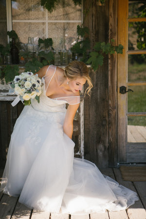Rustic Elegance | Barn Wedding