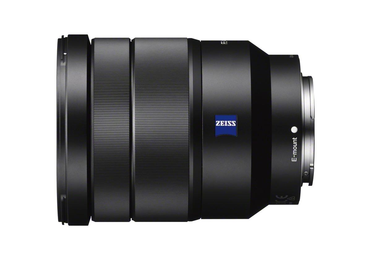Sony FE 16-35mm f/4 Vario-Tessar T* ZA OSS Lens