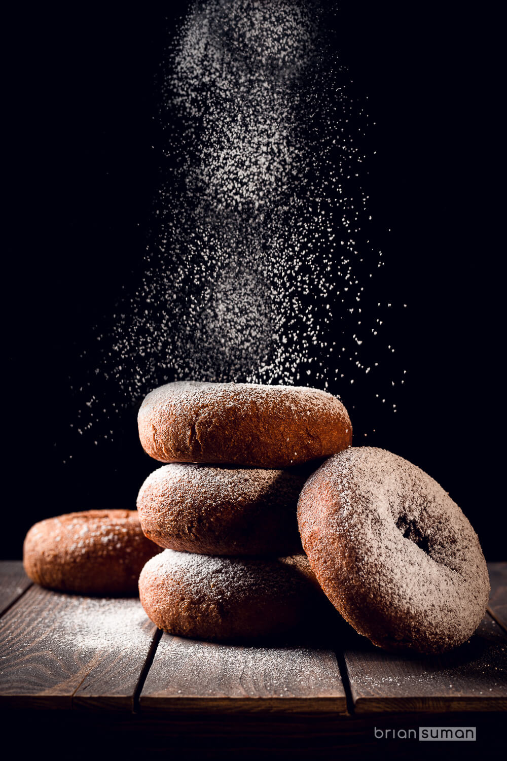 Powdered Donuts - Breakfast Series-0002-Brian Suman Photography.jpg