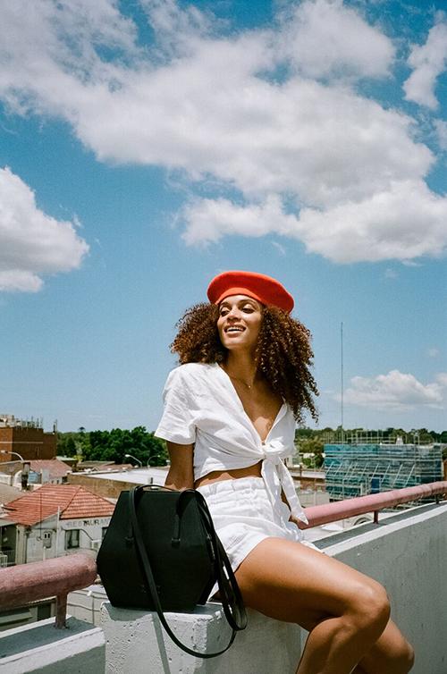 Sophia Oboshi Laryea (Sydney)