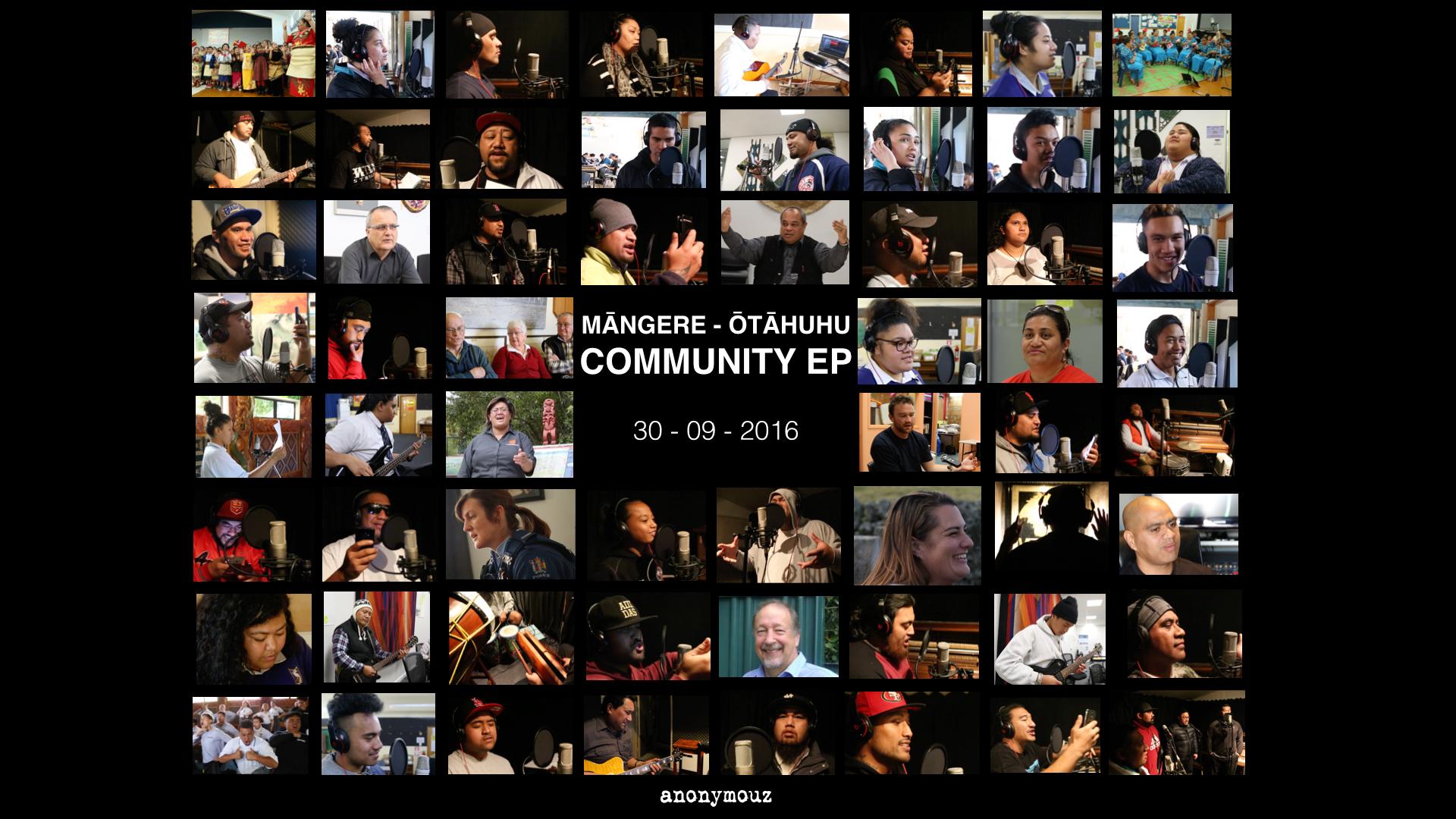 COMMUNITY & PUBLIC SOUND ART -