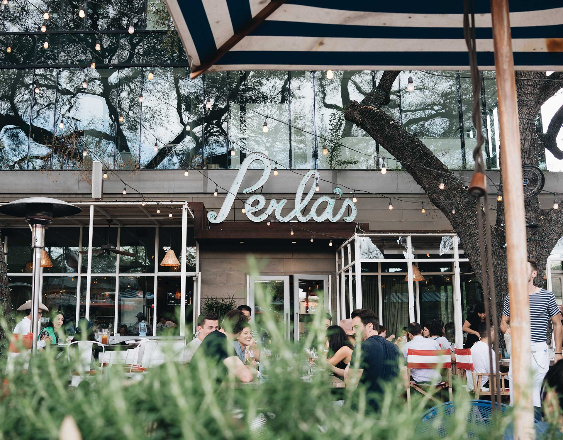 Perla's in Austin, Texas