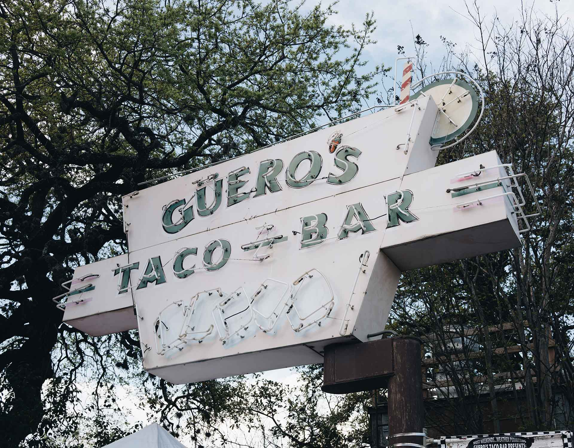 Guero's Taco Bar in Austin, Texas