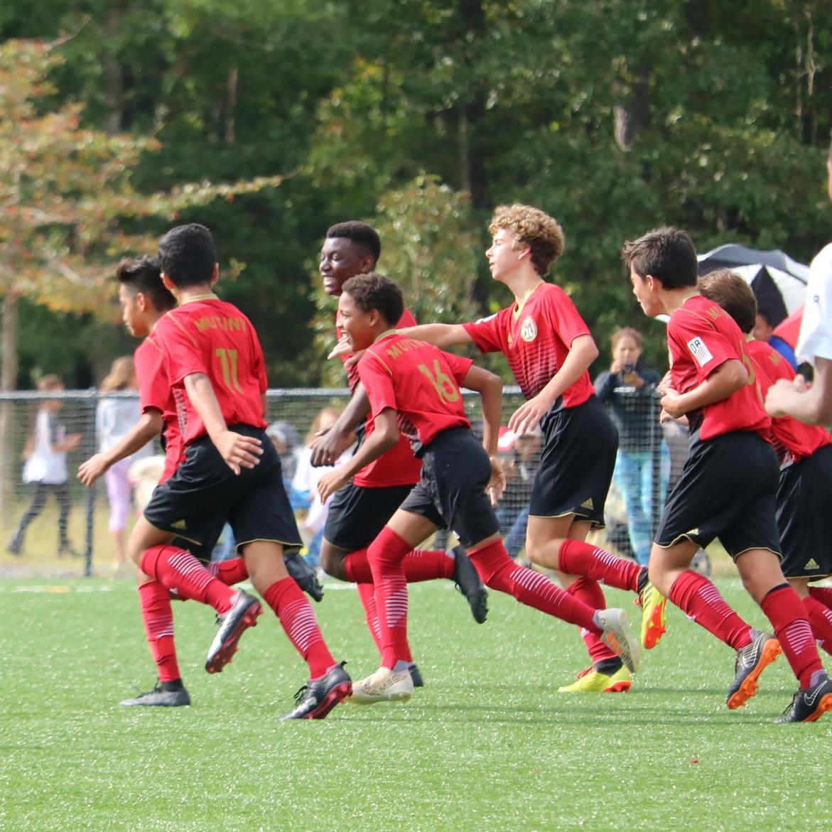 U.S. SoccerDevelopment Academy - U12-U15