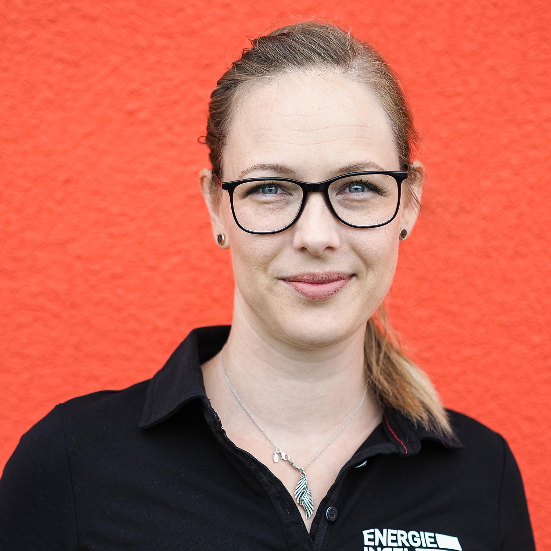 Anja Knape  — Teamassistentin